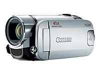 Canon Standard Definition Pocket Camcorders