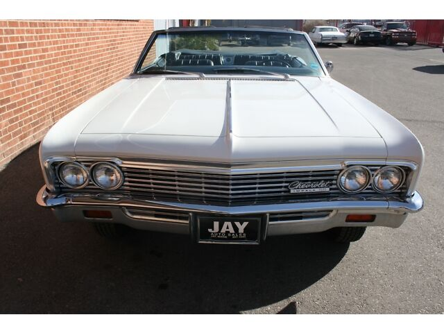 1966 Impala SS convertible 327 AT SURVIVOR SUPER SPORT