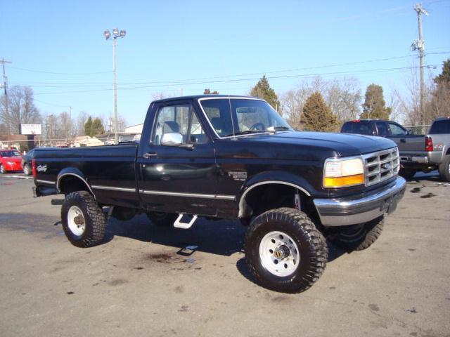 95 Ford F250 7.3L Diesel 4x4 Used Pickup Truck Lifted