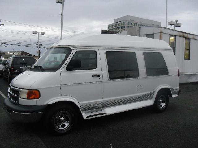 2000 Dodge Ram American Vans High Top Conversion Van