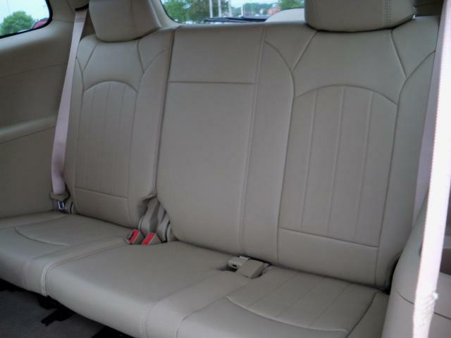 FWD 4dr CXL New SUV Third Row Seat Air Conditioning