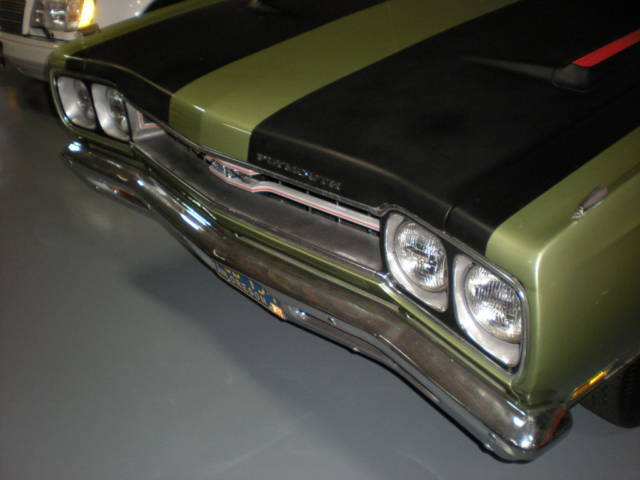 1969 GTX AIR GRABBER POWER EVERYTHING