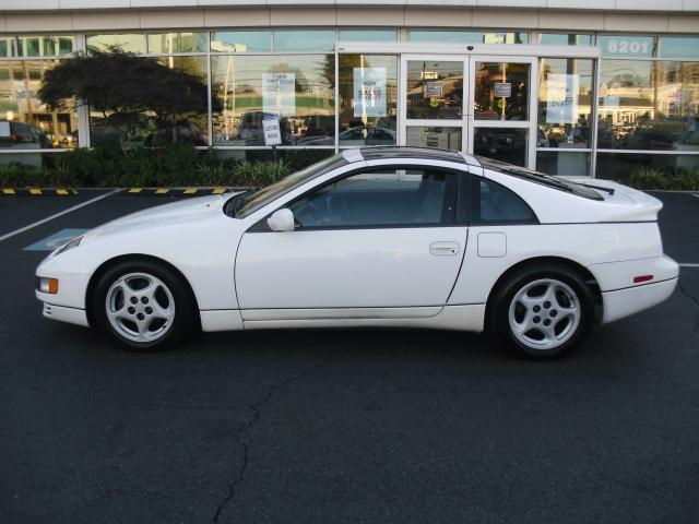 1991 Nissan 300ZX Twin Turbo Auto T Tops Leather Bose
