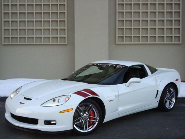 2007 RON FELLOWS Z06,ONE OWNER,RARE,ONLY 3KMILES!