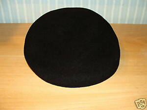 New-Era-Cap-Hat-Beret-EK-Vigor-Collection-Black-M-L