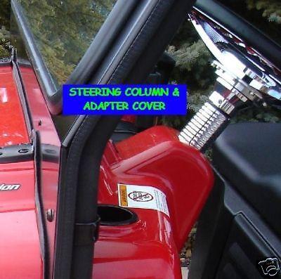 Polaris Ranger Billet Steering Wheel Column Sleeve