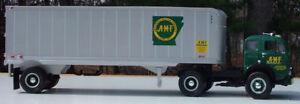 hasta 42% de descuento Muy Raro De Arkansas Arkansas Arkansas Motor Freight Big Rig-First Gear  mejor servicio