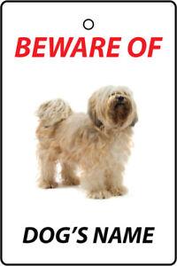 PERSONALISED-TIBETAN-TERRIER-DOG-NAME-CAR-AIR-FRESHENER