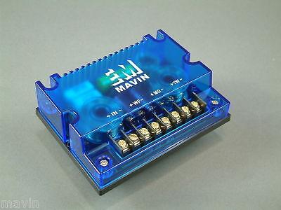 12 Db 3 Way Crossover 500 Watts Rms 4 Ohm 1300hz/4500hz