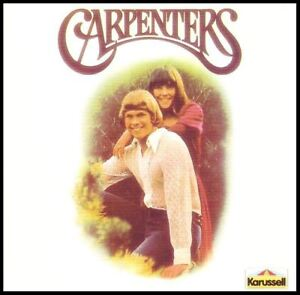 CARPENTERS-SELF-TITLED-CD-RICHARD-KAREN-70s-POP-FOR-ALL-WE-KNOW-NEW