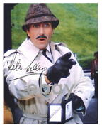 Peter Sellers Signed