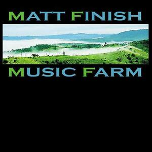 MATT FINISH - MUSIC FARM CD ~ MATT MOFFITT 80's *NEW*