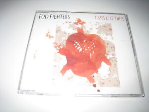 FOO FIGHTERS Times Like These 5-Track-CD - <span itemprop=availableAtOrFrom>Großwig, Deutschland</span> - FOO FIGHTERS Times Like These 5-Track-CD - Großwig, Deutschland