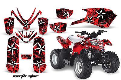 Amr Graphics Sticker Kit Polaris Predator / Outlaw 50