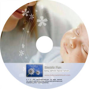 BABY WHITE NOISE CD~Sleep Smoothing Music(Electric Fan)
