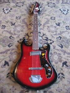 circa-1960s-Noble-electric-guitar-Teisco-JAPAN