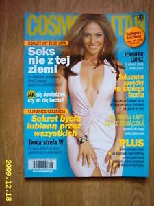 JENNIFER LOPEZ on front cover Cosmopolitan 6/2005 - <span itemprop='availableAtOrFrom'> Wałbrzych, Polska</span> - JENNIFER LOPEZ on front cover Cosmopolitan 6/2005 -  Wałbrzych, Polska