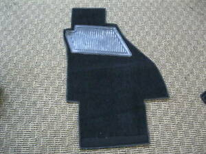 ferrari mondial rh floor mat rhd black 61144290 ebay. Black Bedroom Furniture Sets. Home Design Ideas