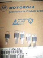 Lot De 10 Transistor Tip50 1a 400v To220 400v Motorola - motorola - ebay.it