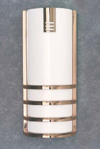 NEW - Solid Brass - DM LIGHTING CUSTOM 20  LIGHTING FIXTURE WALL SCONCE Light & Facility Lighting  Facility Maintenance u0026 Safety  Business ... azcodes.com