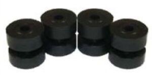 Peterbilt-Exhaust-Bracket-Bushings-4-Pack-Black