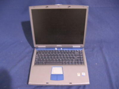 DELL INSPIRON 5100 2.8GHZ 512MB 40GB DVD-CDRW XP PRO SP3 OFFICE PRO WIFI