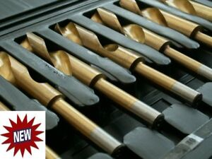 Blacksmiths-TITANIUM-High-Speed-Steel-HSS-Metal-Drills-Drilling-Drill-Bit-Set