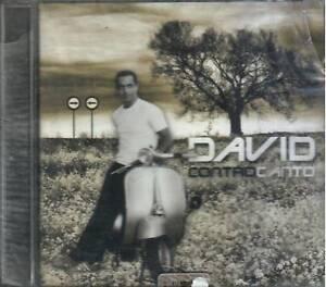 DAVID CONTROCANTO ROSSI MARIA UN'ORA SOLA CD SIGILLATO - Capodichino, Italia - L'oggetto può essere restituito - Capodichino, Italia