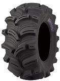(2) 27 X 10 X 12 Tires 27x10x12 Atv Kenda Executioner