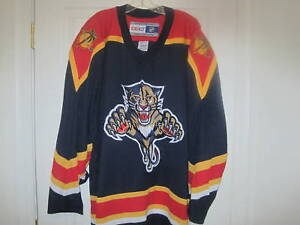 NHL-CCM-Florida-Panthers-Hockey-Jersey-New-SM
