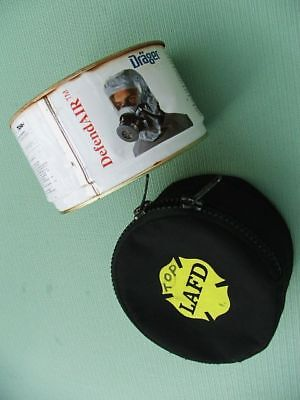 Drager Defendair - Air Mask With Filter Pouch 2010