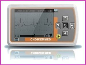 Portable-Handheld-ECG-EKG-Heart-Monitor-MD100A1-U-S-A