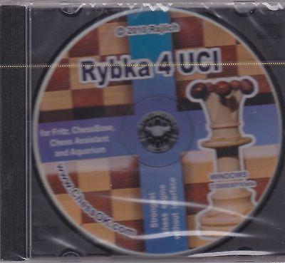 Rybka 4 Uci (cd). Chess Software