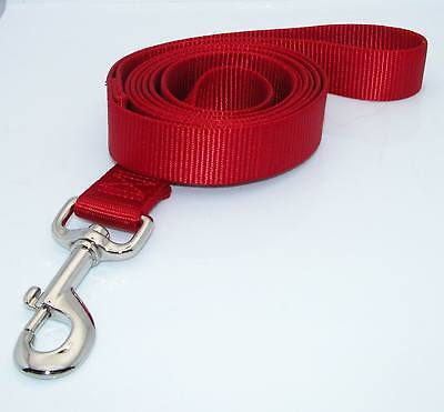 NEW-6-Nylon-Dog-Pet-Leash-Lead-Large-1-W