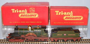 Triang OO R354S GWR 4-2-2 Lord of the Isles EXC BOXED
