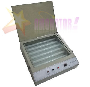 UV Exposure Unit for Hot Foil/Pad Printing/PCB PVC AA