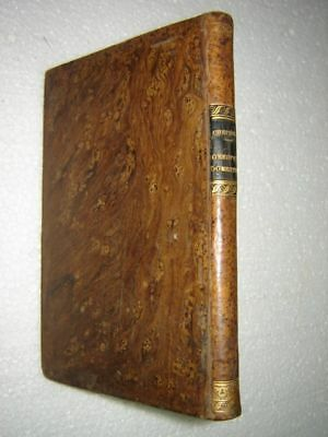1856 Spanish Translation Of An English Book  Homeopathy