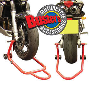 Honda CB 600 Hornet Front Rear Track Paddock Stand Set