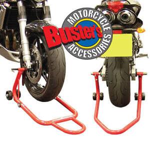 Honda CB 600 Hornet Front Rear Track Paddock Stand Set