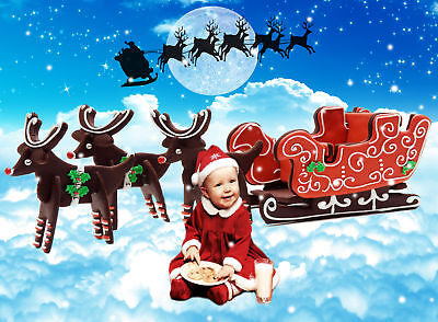 Digital Photography christmas Psd Templates Props Backgrounds Backdrops