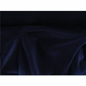 Crafts  gt  Sewing  amp  Fabric  gt  FabricNavy Blue Velvet Fabric