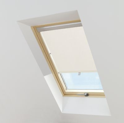 Duratech/Rooflite/Dakstra Blackout Roof Window Blind 550 x 780 C2 | eBay