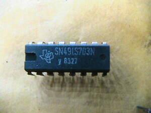 IC-BAUSTEIN-SN49LS703N-12079