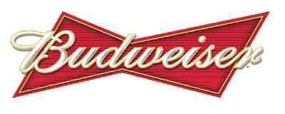 Budweiser Vinyl Sticker Decal 18 (full Color)