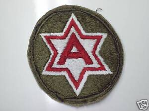 WW2-WWII-Era-Original-Patch-6th-Army