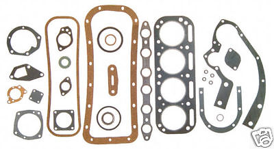 Allis Chalmers Model D10 D12 D14 D15 Engine Gasket Set - Free Shipping