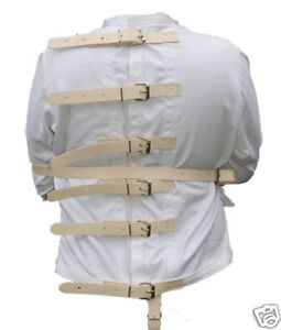 Magicians-Straight-jacket-gimmicked-with-sliding-strap