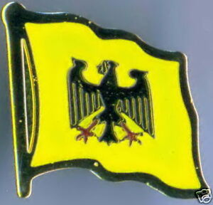 Germany-Coat-of-Arms-Eagle-Flag-Lapel-Hat-Pin-NEW