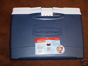 RUBBERMAID-13-QUART-SLIM-COOLER-MODBL-1801-00-NEW