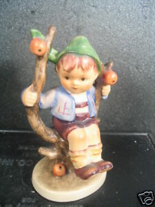Goebel Hummel APPLE TREE BOY Hum 142 3/0 TM 7